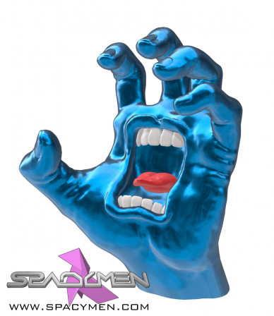 Screaming hand V2