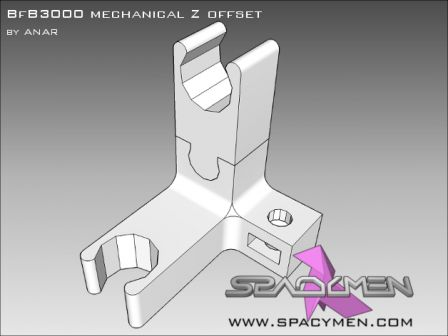 BfB3000 Z limiter (assembled)